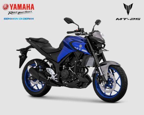 Yamaha-MT25-Baru