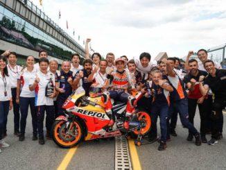 Marc Marquez Masih di Kontrak Honda Sampai Tahun 2024