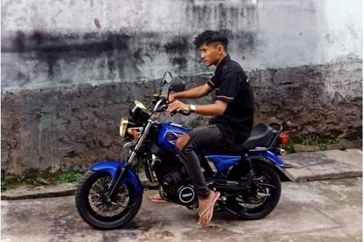 Motor-Yamaha-RX-King-Berubah-Jadi-Imut