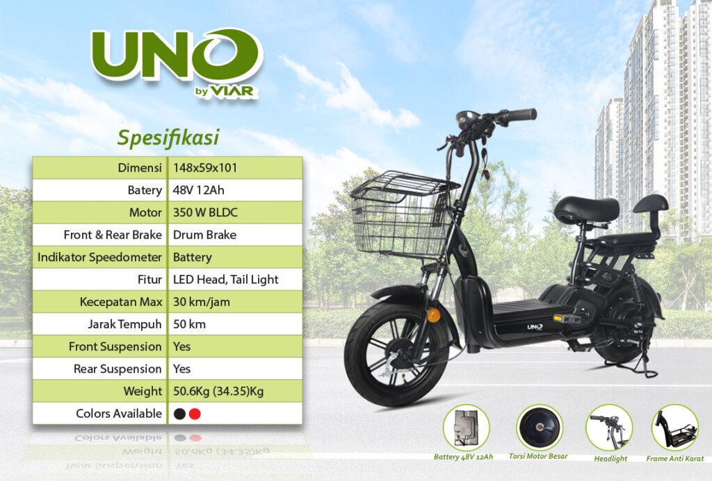 Sepeda listrik Terbaru Viar Harga Mulai dari 4,7 Jutaan (2)