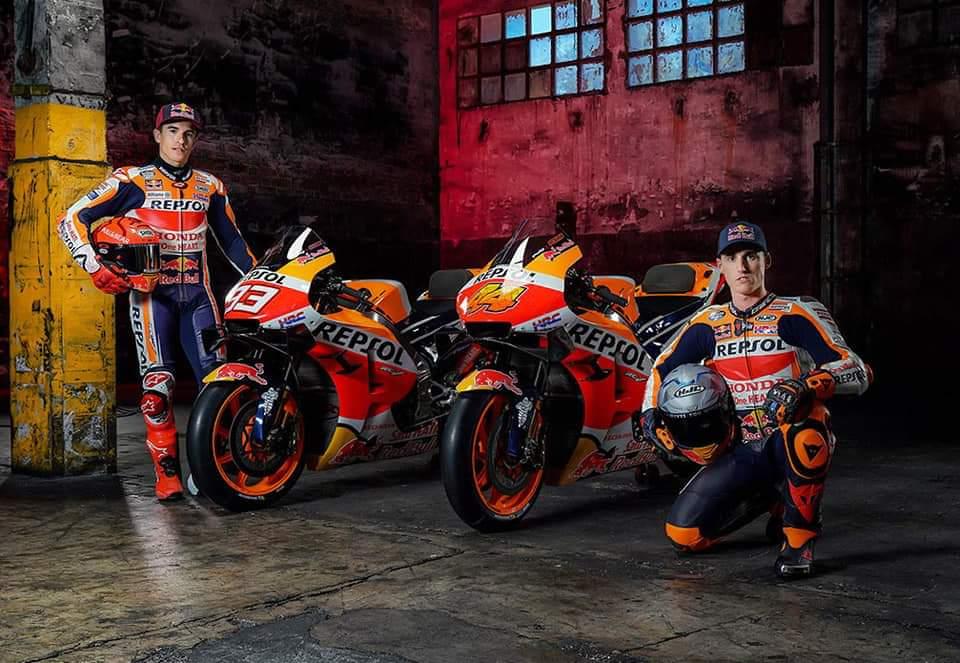 Marc-Marquez-dan-Pol-Espargaro-Siap-Menghadapi-Tantangan