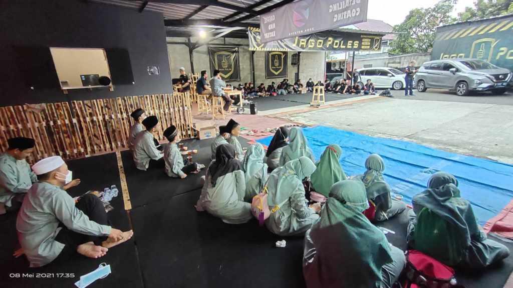 All new PCX community (ANPC) Bukber dan Santunan Anak Yatim-Piatu Daarul Rahman (3)