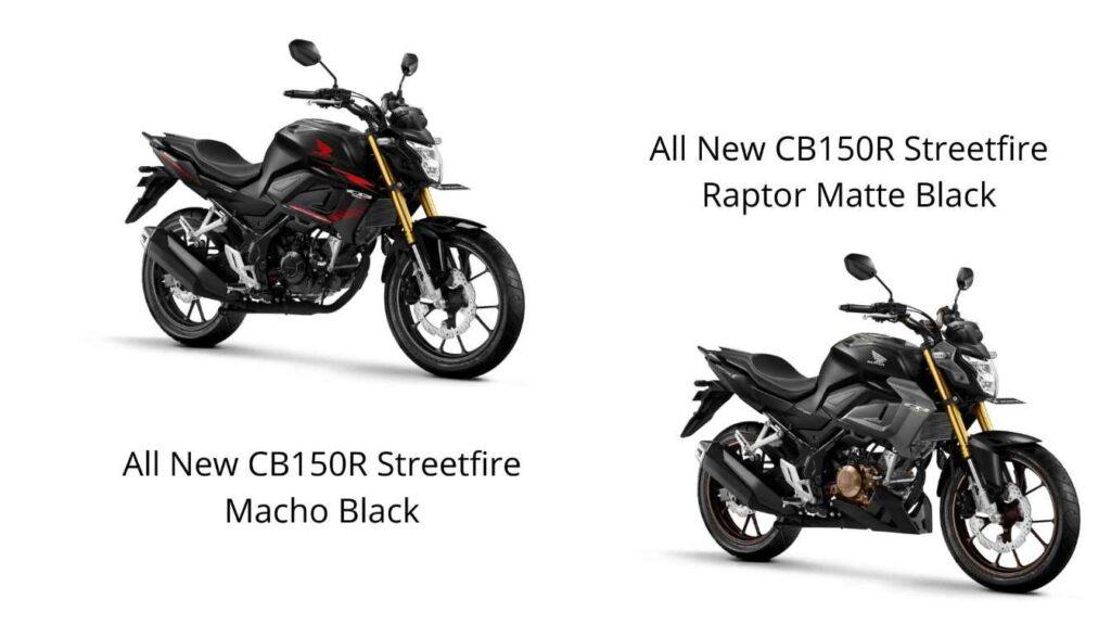 Motor All New CB150R Streetfire Tampil Baru Harga Mulai Rp 29.700.000