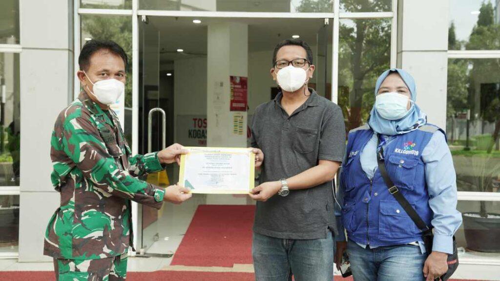 Pasien Covid-19 Meningkat Pesat, Tekiro Lakukan Aksi Peduli (3)