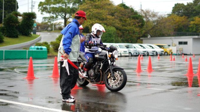 Instruktur-Safety-Riding-AHM-Juara-di-Jepang