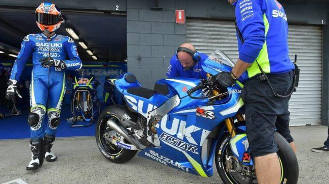 Alex Rins Masih Menjadi Pembalap Suzuki Untuk Musim 2021 dan 2022