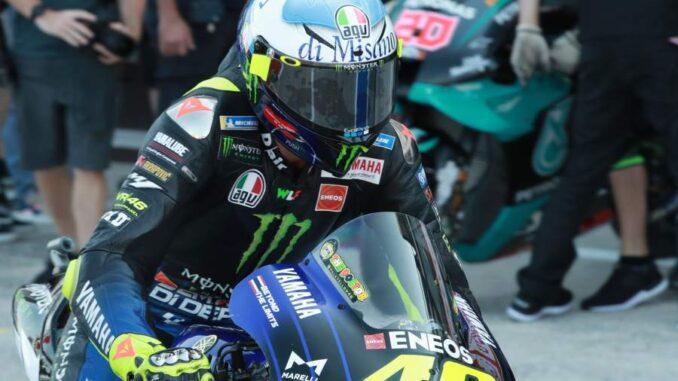Helm-Pembalap-MotoGP-Akan-Dilengkapi-Radio-Komunikasi