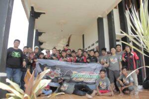 Aerox-155-Riders-Club-Indonesia-(ARCI)-Tangerang-Chapter-Mengadakan-Santunan-dan-Muschap