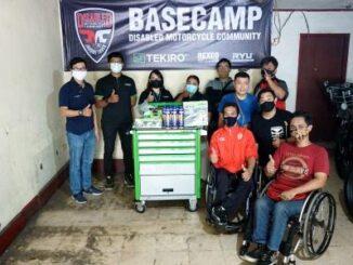 Tekiro-Sumbang-Perkakas-Untuk-Bengkel-Disabled-Motorcycle-Community