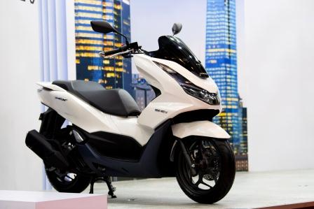 Honda PCX160 Motor Is Officially Present In Indonesia (5)