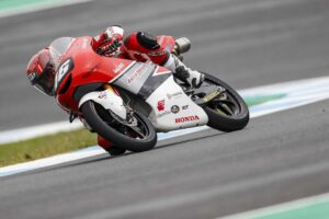 Mario Suryo Aji Finish Posisi 4 diajang FIM CEV Moto3 Junior World Championship (2)