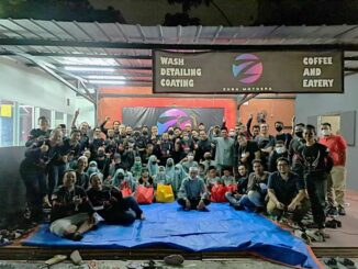All new PCX community (ANPC) Bukber dan Santunan Anak Yatim-Piatu Daarul Rahman