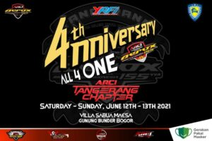 Anniversary ARCI Ke Empat Tangerang Chapter (2)
