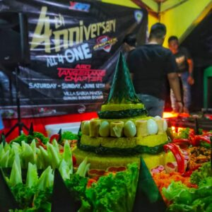 Anniversary ARCI Ke Empat Tangerang Chapter