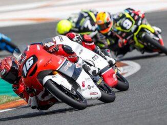 Mario Akan Berlaga di gelaran FIM CEV Moto3 Junior World Championship Barcelona