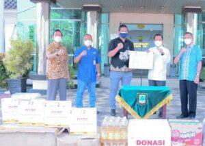 AHM Kembali Salurkan Bantuan di Masa Pandemi